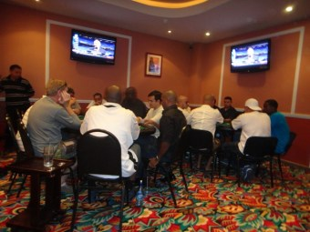 Princess Poker room Belize City