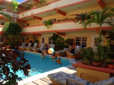 belize beach resort pictures