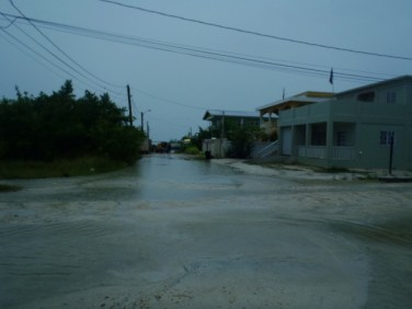 Rainy season san pedro belize weather