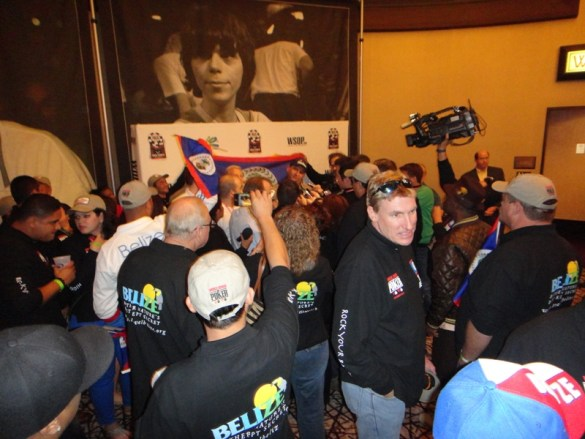 Bob Bounahra Belize picture