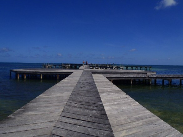 beach ambergris caye belize