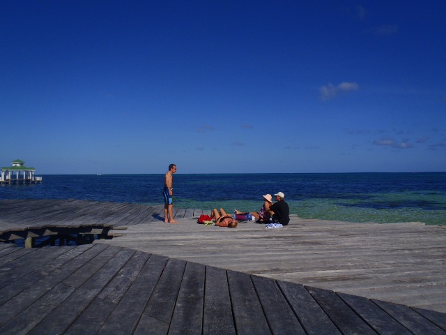 belize beach images