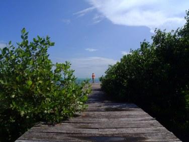 San Pedro Belize beach images