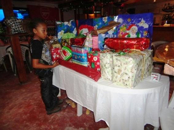 belize christmas