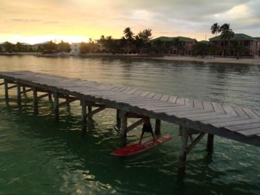 belize surf