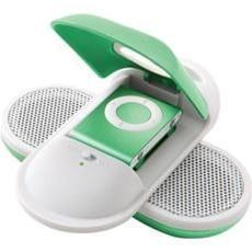 portable ipod shuffle speaker