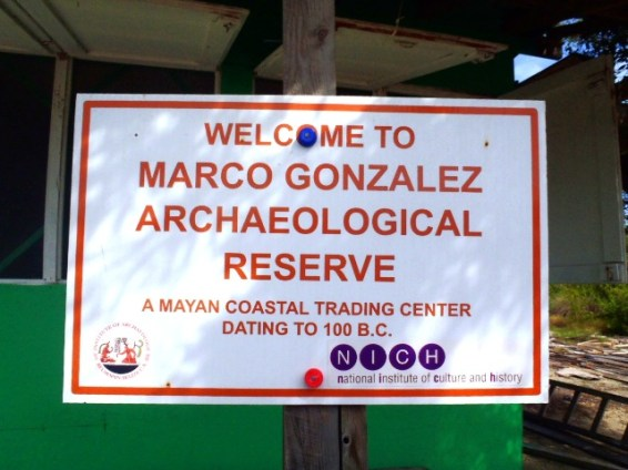 Marco Gonzalez Archaeological Reserve