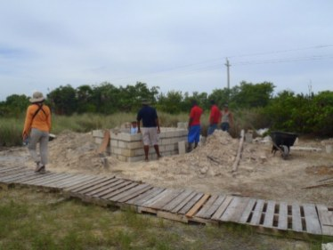 marco gonzalez ruins Belize