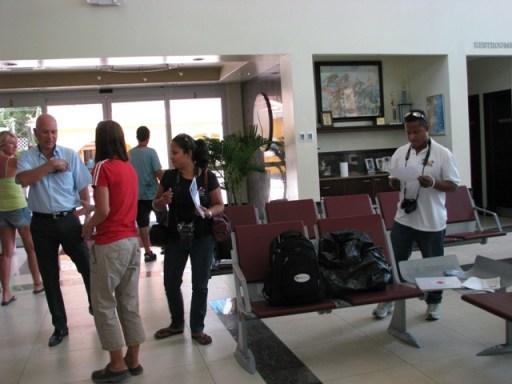 belize airport