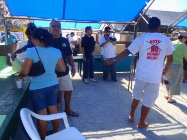 Belizeans Says NO To Offshore Drilling