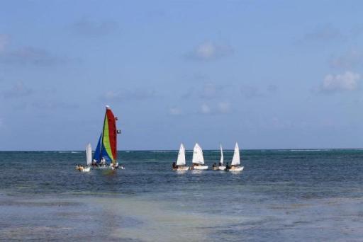 san pedro sailing