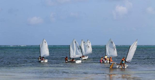 Easter Weekend Sailing News From San Pedro Sailing Club Belize