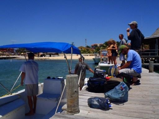 belize boat image