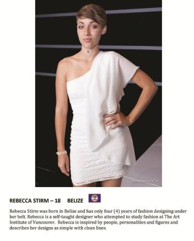 Rebecca Strim belize