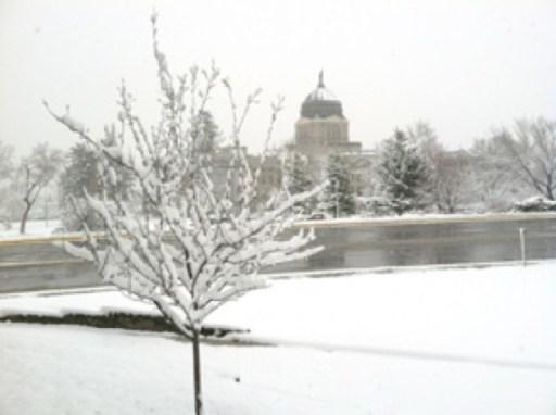 snow picture Helena Montana