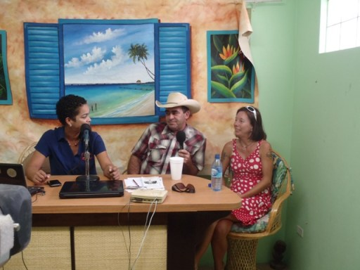 reef radio and tv belize