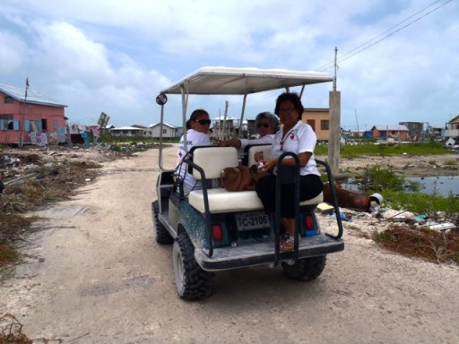 red cross belize