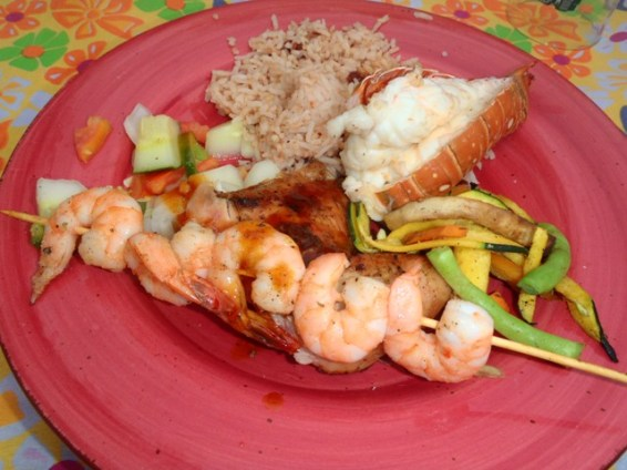 caye caulker restaurants
