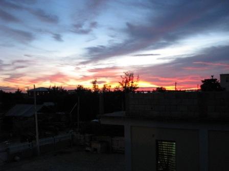 san pedro sunset picture