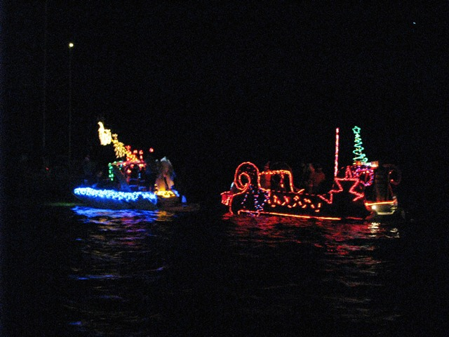 boat parade decorations