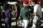 funny santa hats