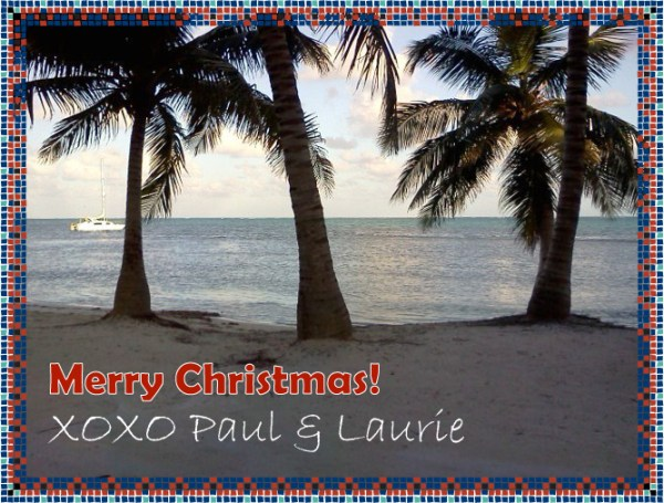christmas traditions in belize