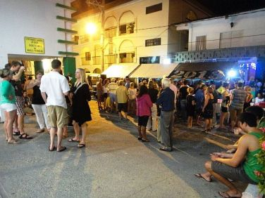 big street party downtown san pedro