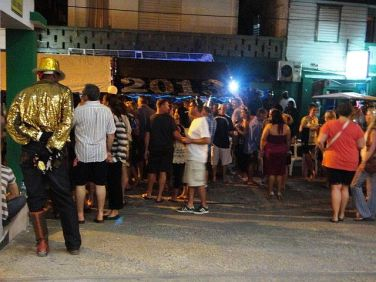 biggest street party for new years 2013 san pedro belize