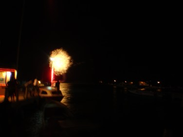 local fireworks displays in downtown san pedro
