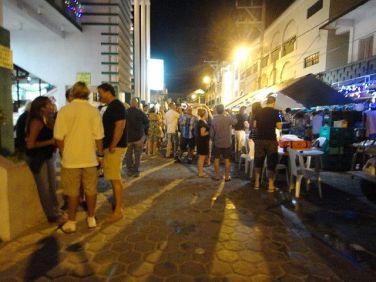 belize street parties