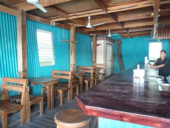 San Pedro Branch Belize Red Cross Update and Carolines Kitchen new location