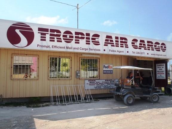 tropic cargo belize