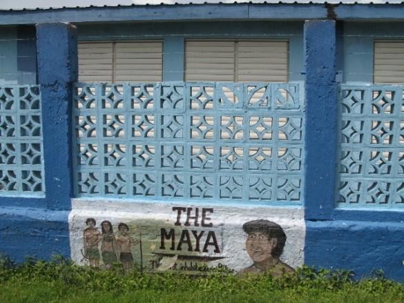 maya culture belize