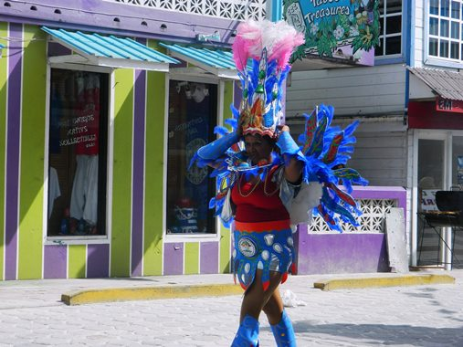 Celebrating 32 years – San Pedro Belize Independence Day Parade