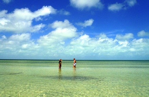 Time at one of my favorite beaches in Belize
