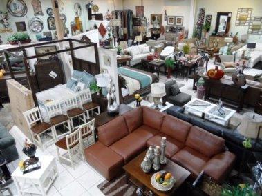 Inside Mirab Furnatire Store