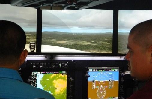 Benefits of Flight Simulator Training at Tropic Air