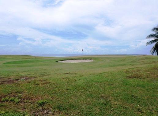 golf belize