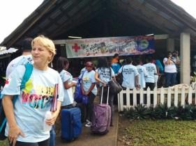 volunteer encounter