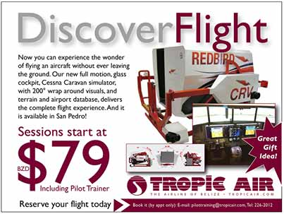 Tropic Air Tours