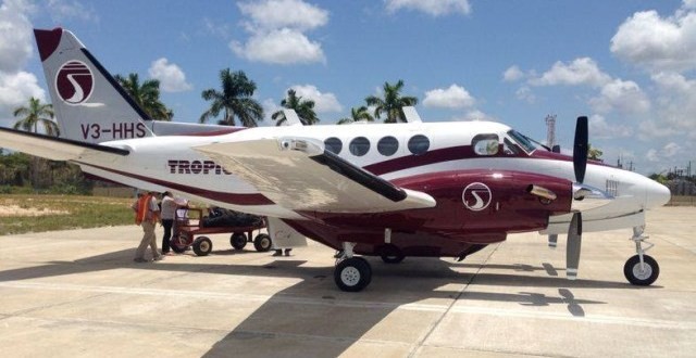 Tropic Air Announces Addition of King Arcraft to it's Fleet