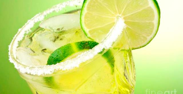 When life gives you limes, make lime juice