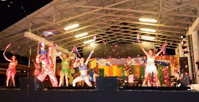 Belize National Song Competition 2014