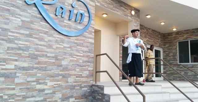 Soft opening of Rain Restaurant Ambergris caye