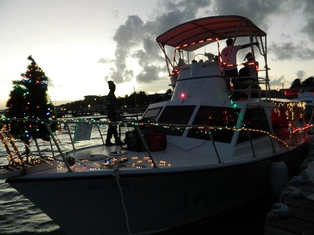 san pedro lighted boat parade 2014