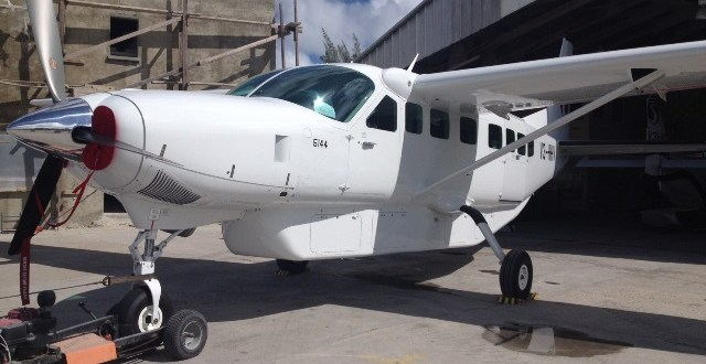 Tropic Air adds Cessna Caravan