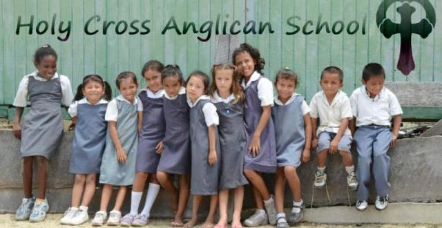Holy Cross Belize Kicks Into High Gear