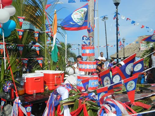 Belize Independence Day Parade