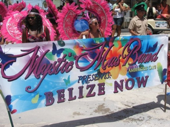 Belize Independence