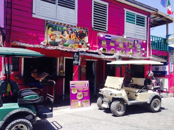 Restaurants in San Pedro Belize